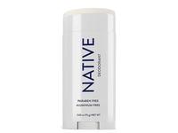 Native Deodorant, Unscented, 2.45 oz - Image 2