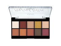 NYX PROFESSIONAL MAKEUP Perfect Filter Shadow Palette, Rustic Antique, 0.6 Ounce - Image 6