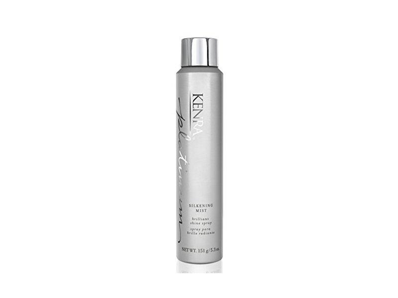 Kenra Platinum Silkening Mist Spray, 80% VOC, 5.3 oz