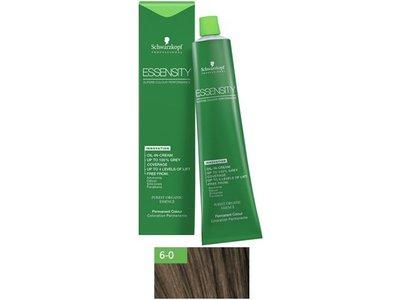Schwarzkopf Essensity Permanent Hair Color , 6-0 Dark Natural Blonde, 2.02 fl oz