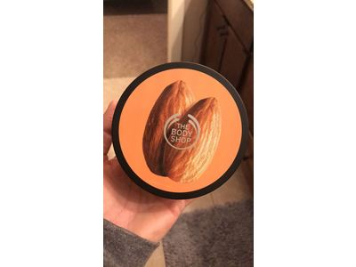 The Body Shop Body Butter, Almond, 6.75 ounce - Image 4
