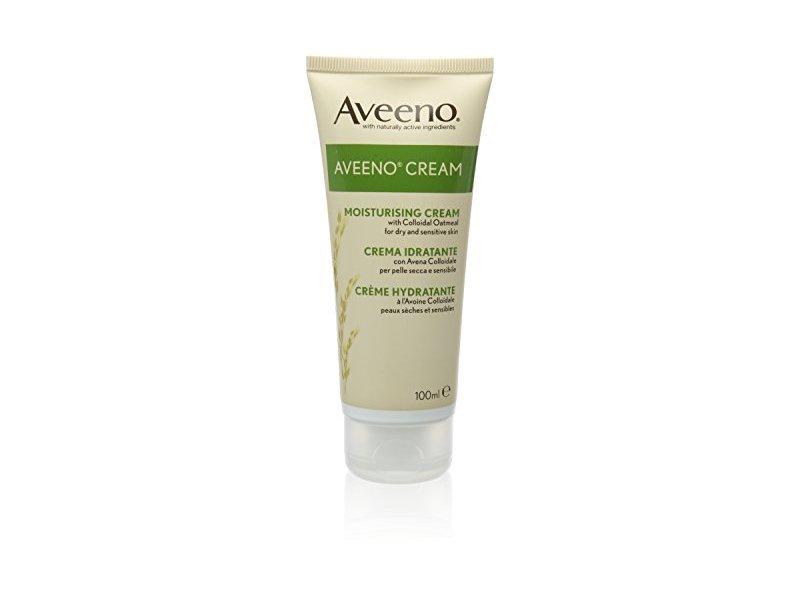 Aveeno Moisturising Cream with Natural Colloidal Oatmeal, 100ml
