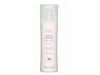No 7 Soft & Soothed Gentle Cleanser, Normal/Dry, 6.6 fl oz - Image 2
