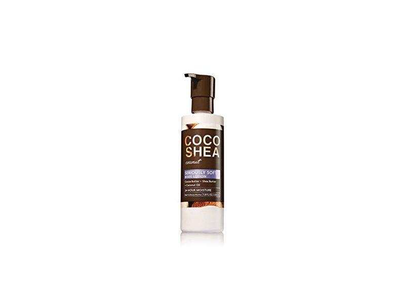 Bath and Body Works CocoShea Coconut Seriously Soft Lotion, 7.8 fl oz