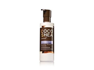 Bath and Body Works CocoShea Coconut Seriously Soft Lotion, 7.8 fl oz