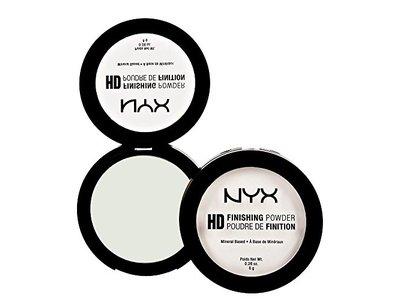 NYX HD Finishing Powder, Mint Green HDFP03, 0.28 oz,. - Image 3