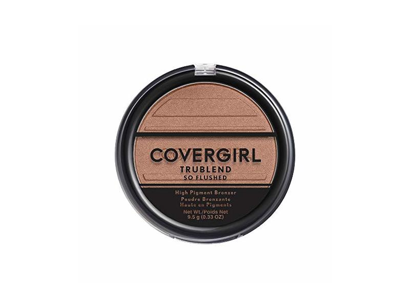 Covergirl Trueblend so Flushed, Sunset Glitz, 0.33 oz / 9.5 g