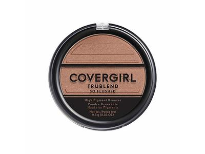 Covergirl Trueblend so Flushed, Sunset Glitz, 0.33 oz / 9.5 g
