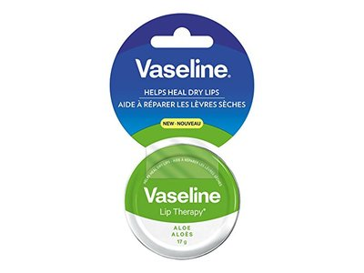 Vaseline Lip Therapy, Aloe, 17 g