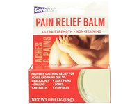 Coralite Family Care Ultra Strength Pain Relief Balm, .63 oz - Image 2