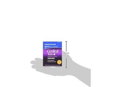 Genteal Tears Eye Drops Preservative-Free Vials, 36 Count, 0.9 ml (0.003 Fluid Ounce Each) - Image 5