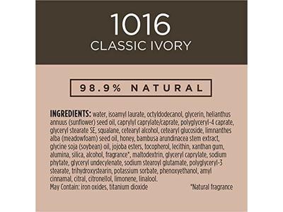 Burt's Bees Goodness Glows Liquid Foundation, Classic Ivory, 1.0 Ounce - Image 10