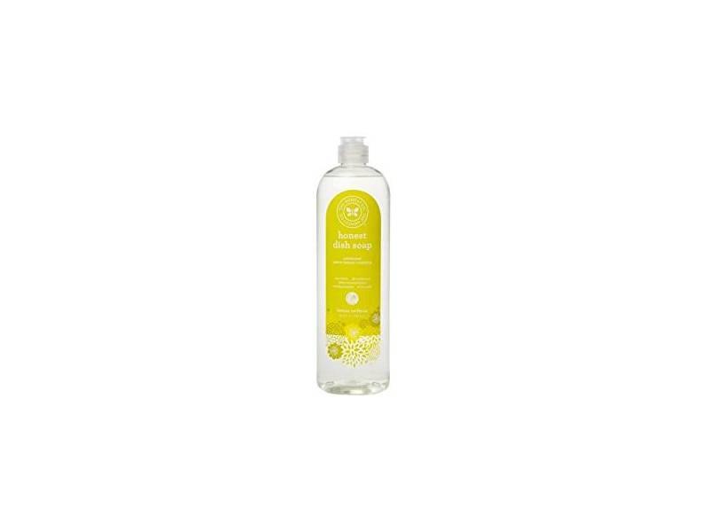 The Honest Company Lemon Verbena Dish Detergent, 24 oz