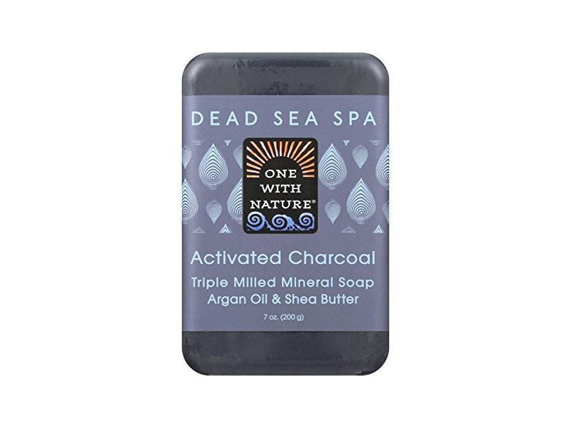 One Nature Bar Soap Activate Charcoa, 7 Oz