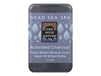 One Nature Bar Soap Activate Charcoa, 7 Oz - Image 2
