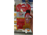 Yes To Grapefruit Vitamin C Glow Boosting Bubbling Paper Mask, 1 mask - Image 3