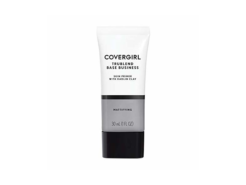 Covergirl TruBlend Base Skin Primer, Mattifying, 1 fl oz