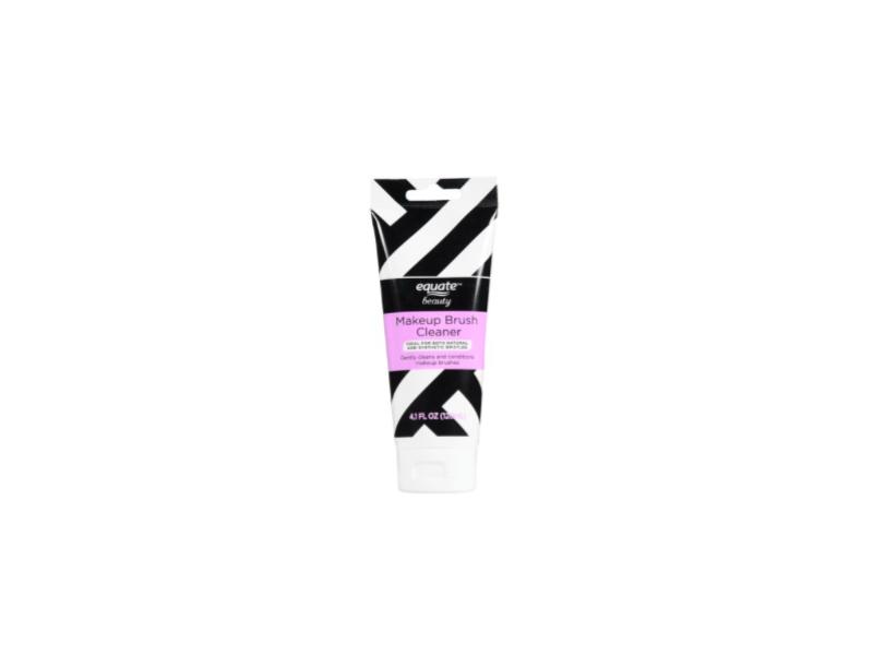 Equate Beauty Makeup Brush Cleaner, 4.1 fl oz