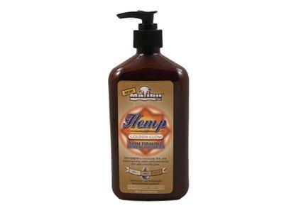 Malibu Hemp Golden Glow Skin Firming Bronzing Moisturizer, 18oz