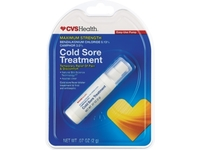 CVS Health Cold Sore Treatment Maximum Strength, .07 oz - Image 2