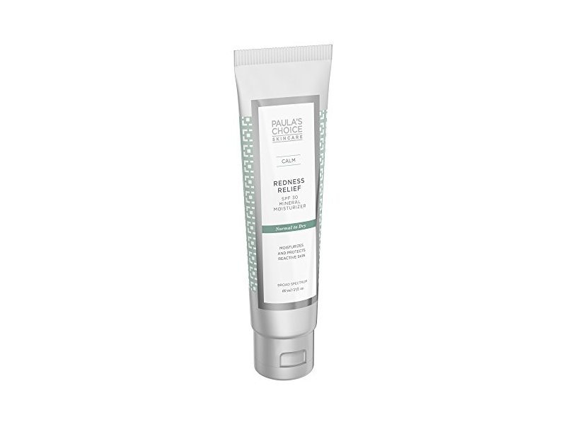 Paula's Choice Calm Redness Relief SPF 30 Mineral Moisturizer for Normal to Dry Skin
