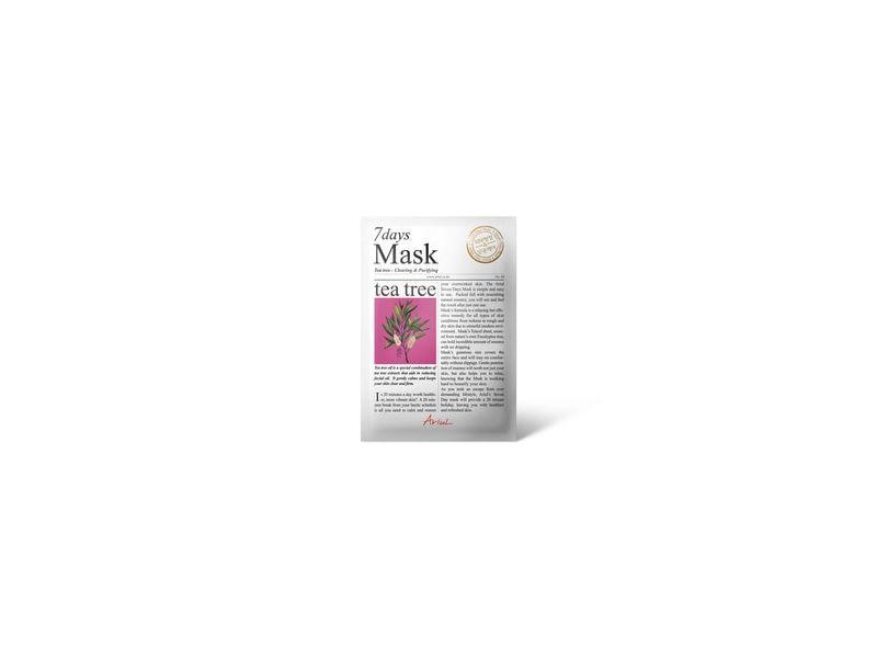 Ariul 7Days Mask, Tea Tree