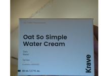 Krave Oat So Simple Water Cream, 80 mL/2.7 fl oz - Image 3