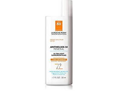 La Roche-Posay Anthetlios Mineral Sunscreen SPF 50, 1.7 fl oz