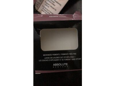Absolute New York Micronized Pigments, AEAS04 Posse, 0.079 oz