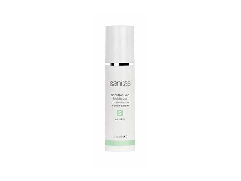 Sanitas Skincare Sensitive Skin Moisturizer, 1.7 oz