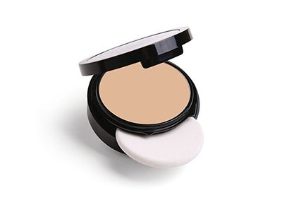 Marcelle Flawless Pressed Powder, Ivory, Hypoallergenic and Fragrance-Free, 0.25 oz - Image 1