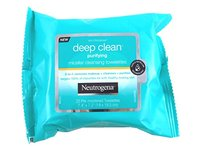 Neutrogena Deep Clean Purify Micellar Towelettes, 25 ct (Pack of 6) - Image 2