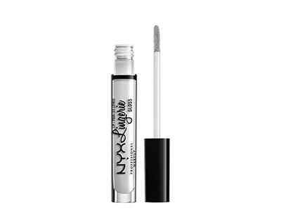 Nyx Professional Makeup Lip Lingerie Gloss, Clear, 0.11 oz