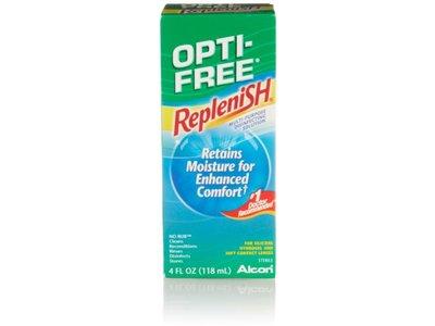 Opti-Free RepleniSH Multi-Purpose Disinfecting Solution, 4 Fl Oz