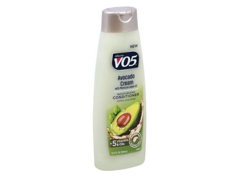 Alberto VO5 Avocado Cream Moisturizing Conditioner, 12.5 fl oz