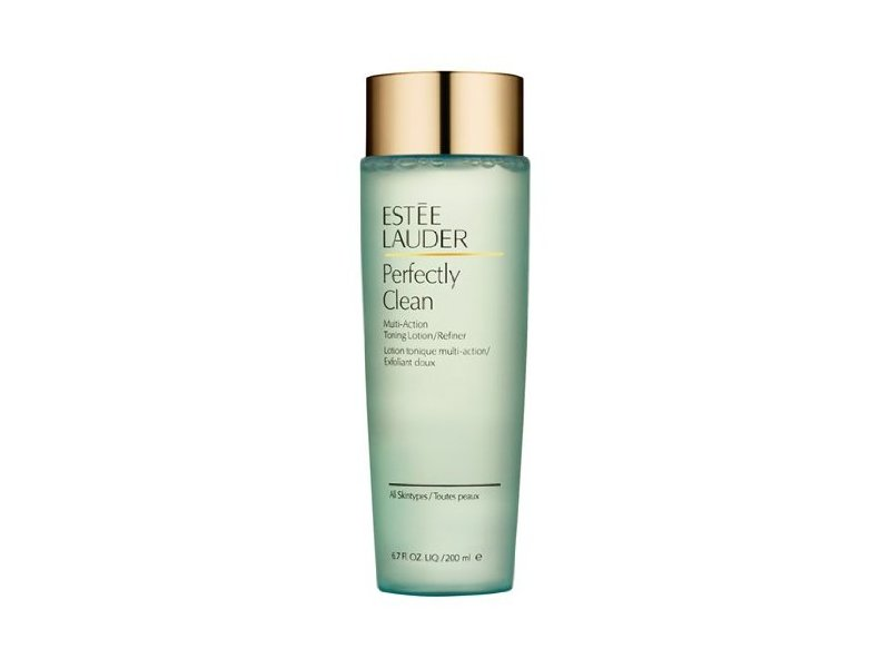 Estee Lauder Perfectly Clean Multi-Action Toning Lotion Refiner, 6.7 Ounce