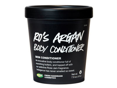 Lush Ro's Argan Body Conditioner, 7.9 oz - Image 1