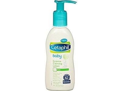 Cetaphil Baby Eczema Calming Lotion, 5 fl oz - Image 1