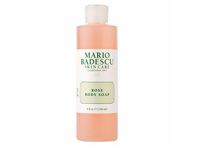 Mario Badescu Skin Care Rose Body Soap, 8 fl oz/236 mL