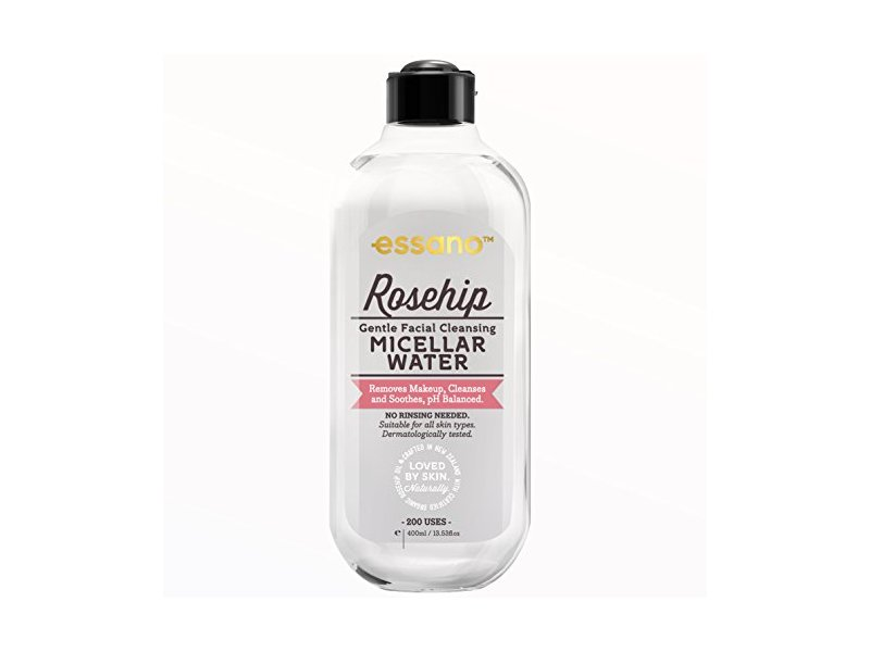 Essano Rosehip Gentle Facial Cleansing Micellar Water, 400ml