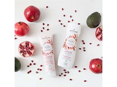 Attitude Natural Color Protection Shampoo, Super Leaves, 16 fl oz - Image 8
