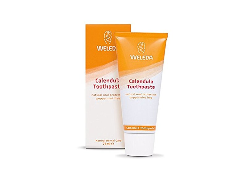 Weleda Calendula Toothpaste 2 5 Oz Ingredients And Reviews