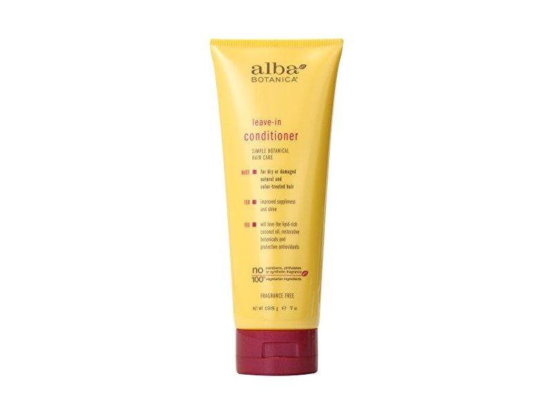 Alba Botanica Advanced, Leave-In Conditioner, 7 Ounce