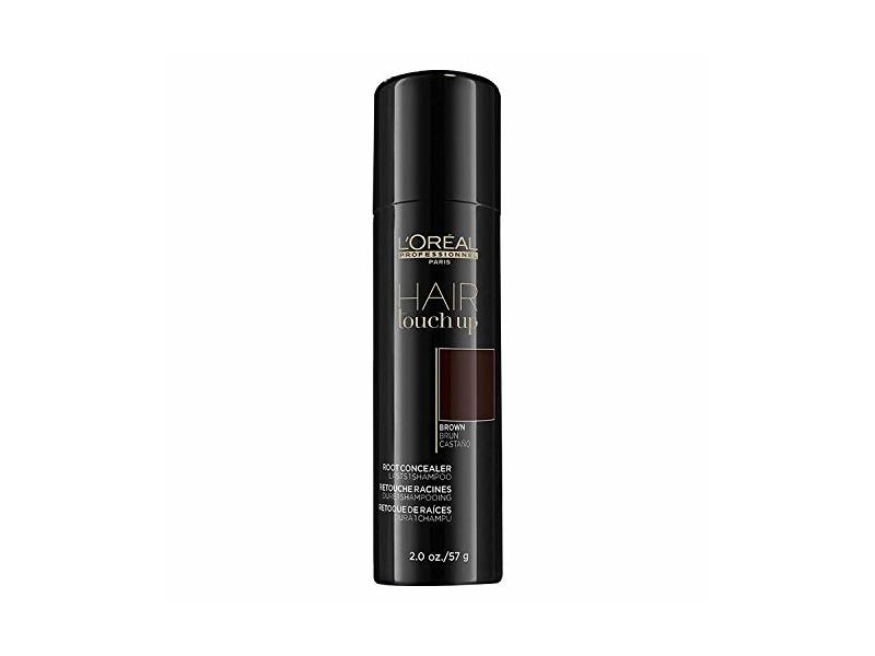 L'Oreal Hair Touch Up Root Concealer, Brown, 2.0 Oz