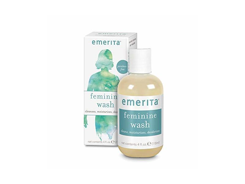 Emerita Feminine Wash, 4 fl oz