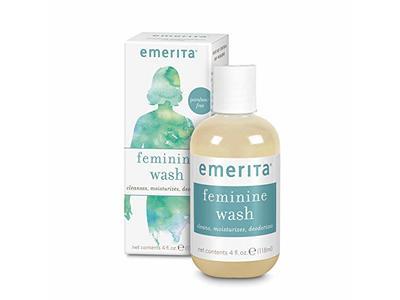 Emerita Feminine Wash, 4 fl oz