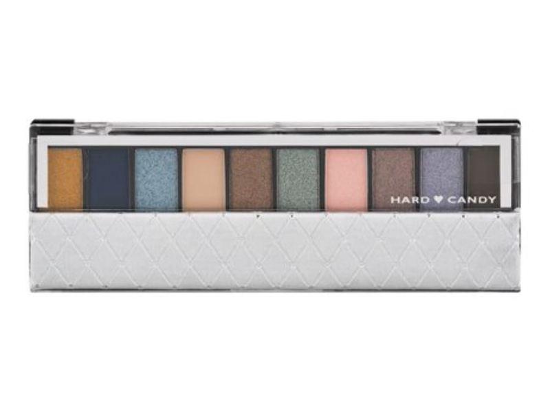 Hard Candy Top Ten Eyeshadow, 1184 Rich & Famous, 0.4 oz