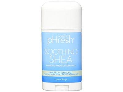 Honestly Phresh Soothing Shea Stick Deodorant, 0.02 Pound