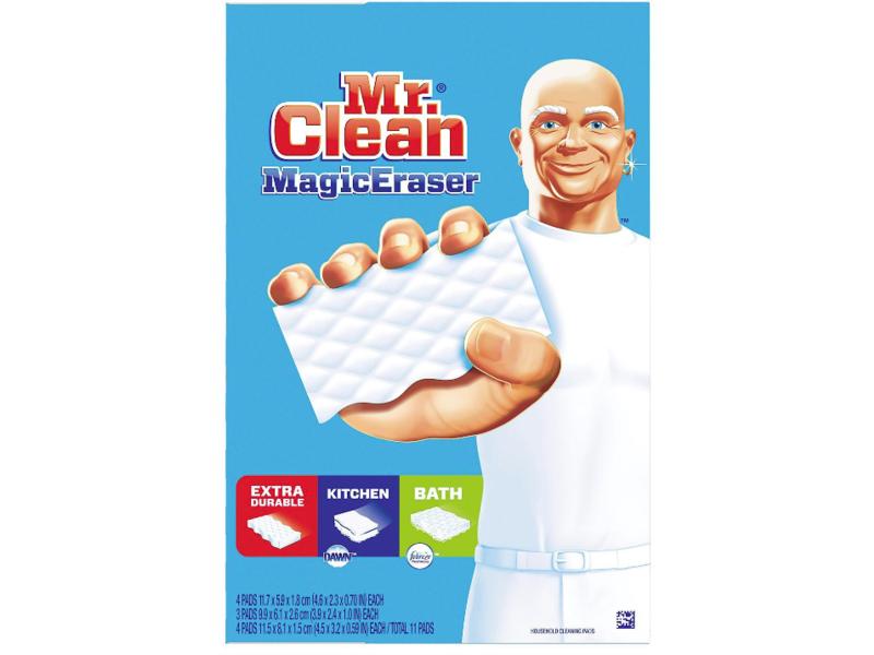 Mr Clean Magic Eraser Sponge Variety Pack, 11 Count