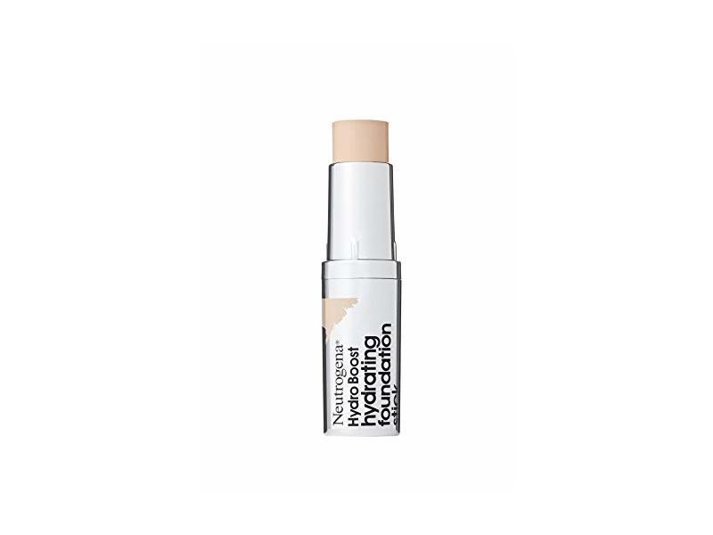 Neutrogena Hydro Boost Hydrating Foundation Stick, Natural Ivory, 0.29 oz